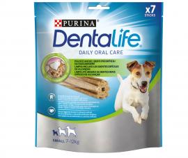 Purina Dentalife Oral Care Για Σκύλους Μικρού Μεγέθους (7-12 Kg) 7 Sticks 115gr