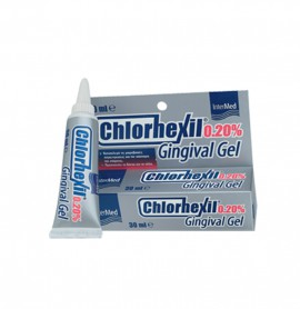 Intermed CHLORHEXIL GINGIVAL GEL 0.20%, 30ml