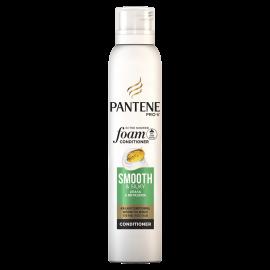 Pantene Pro-V Foam Conditioner Smooth & Sleek  Απαλά και Μεταξένια 180ml