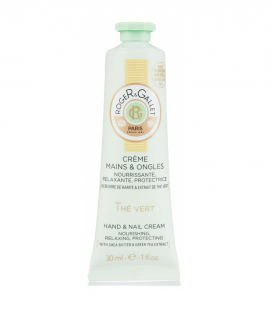 Roger&Gallet The Vert Creme Mains & Ongles 30ml