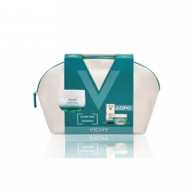 Vichy Promo Slow Age Creme Κανονικές/Ξηρές 50ml + Δώρο Quenching Mineral Mask 15ml + Δώρο Mineral 89 5ml