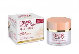CERA di CUPRA BIANCA PLUS Αντιγηραντική Κρέμα Προσώπου για Κανονικό/Λιπαρό Δέρμα 100ml