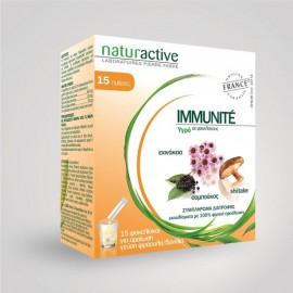 NATURACTIVE IMMUNITE 15 ΦΑΚΕΛ(ΥΓΡΟ)