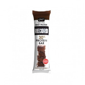 QNT Record Protein Bar With Chocolate Brownie 60gr