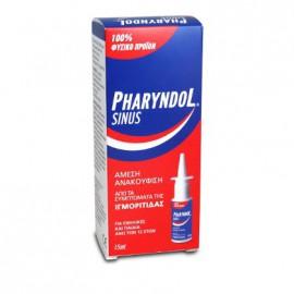 BioAxess Pharyndol Sinus Spray Άμεση Ανακούφιση από τα Συμπτώματα της Ιγμορίτιδας 15ml