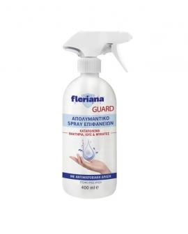 Fleriana Guard Απολυμαντικό Spray Επιφανειών 400ml