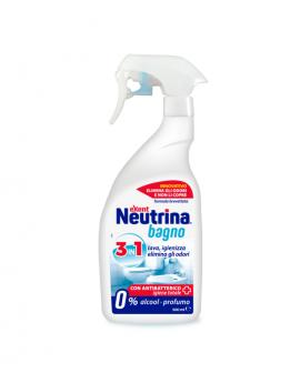 Exent Neutridina Bagno 3in1 Spray για το μπάνιο 500ml 1τμχ