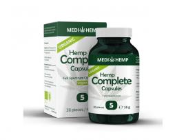 Hemp Complete 30 Capsules 5%