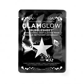 Glamglow Bubble Sheet Mask Καθαριστική Μάσκα Προσώπου, 1τμχ