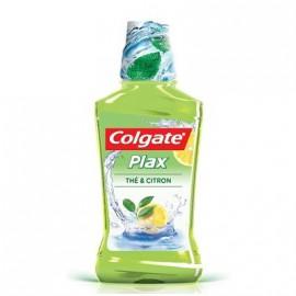 Colgate Plax Natural Mouthwash με Πράσινο Τσάι & Λεμόνι 500ml