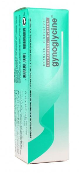 Inpa, Gandour Creme Gynoglycine, 75 ml