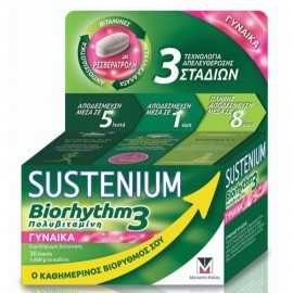 Menarini Sustenium Biorhythm3 Woman 30tabs