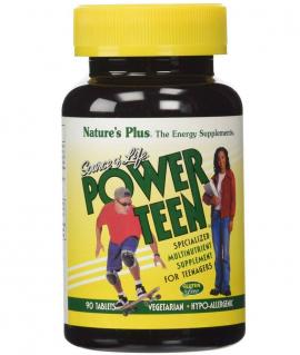 Natures Plus POWER TEEN 90 tabs