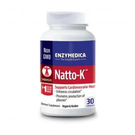 Enzymedica Natto-K 30 caps
