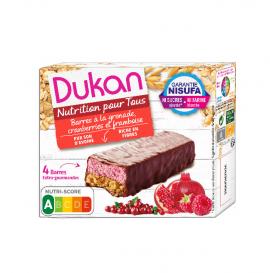 Dukan Γκοφρέτες βρώμης με σοκολάτα & Μούρα 120gr