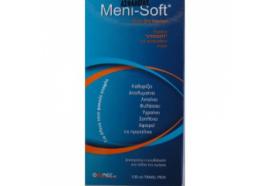 Pharmex Meni-Soft Υγρό Καθαρισμού Φακών 100ml