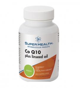 Super Health Co Q10 30 Caps