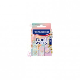 Hansaplast Limited Edition Dont Worry 16 Strips