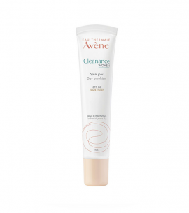 Avene Cleanance Women Soin Jour SPF30 Teinte Κρέμα Ημέρας με Χρώμα που Μειώνει τις Ατέλειες 40ml