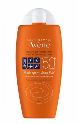 AVENE Fluide Sport SPF 50+ 100ml