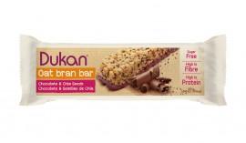 Dukan Γκοφρέτα βρώμης με σοκολάτα & Σπόρους Chia 36gr