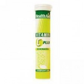 HEALTH AID VITAMIN C 1000MG + ECHINACEA -LEMON