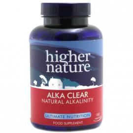 Higher Nature Alka Clear 180caps