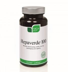 Nicapur Hepaverde 100 60caps