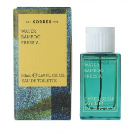 Korres Water Bamboo Freesia Eau de Toilette 50ml