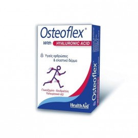 Health Aid Osteoflex Hyaluronic 60 ταμπλέτες