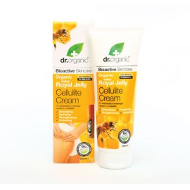 DR.ORGANIC ROYAL JELLY CELLULITE CREAM 200ML