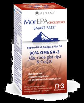 AM HEALTH MorEPA Cholesterol Smart Fats 30 caps