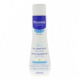 Mustela Gel Lavant Doux Απαλό Τζελ Καθαρισμού για Μαλλιά & Σώμα 200ml