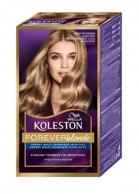 Wella Koleston Highlights Βαφή Μαλλιών Kit για Ανταύγειες, 50ml