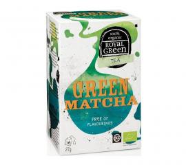Am Health Royal Green Tea Green Matcha 16 φακελάκια