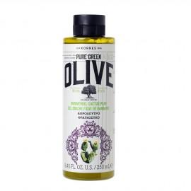 Korres Pure Greek Olive Αφρόλουτρο Φραγκόσυκο 250ml