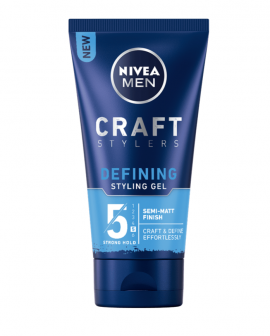 NIVEA MEN Hair Styling Matte Gel - Messy Look 150ml