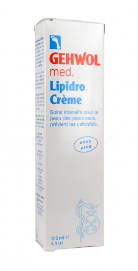 GEHWOL MED LIPIDRO CREAM 125ML