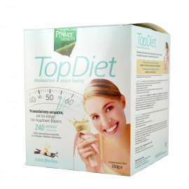 Power Health Top Diet με Γεύση Βανίλια 350gr