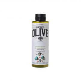 Korres Pure Greek Olive Αφρόλουτρο Θαλασσινό Αλάτι 250ml