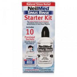 NeilMed Sinus Rinse KIT 1 Συσκευή + 10 Φάκελοι
