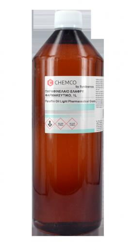 PARAFFIN OIL (ΠΑΡΑΦΙΝΕΛΑΙΟ) 1LT
