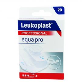 Leukoplast Professional Aqua Pro 3 μεγέθη (24mm°) + (19mm X 72mm) + (38mm X 63mm) 20τεμ