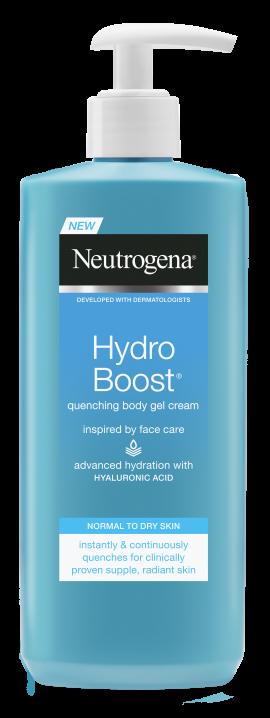 Neutrogena Hydro Boost Gel Cream Body Ενυδατική λοσιόν σώματος σε μορφή gel 250ml
