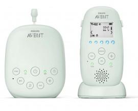 Avent Philips Σύσκευη Παρακολούθησης Μωρού Dect SCD721/26 1τμχ
