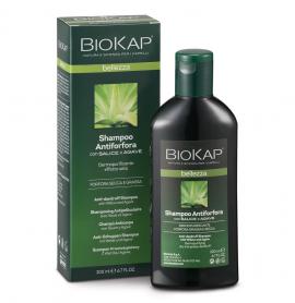 BioKap Shampoo Antiforfora Δυναμωτικό Σαμπουάν κατά της Πιτυρίδας 200ml