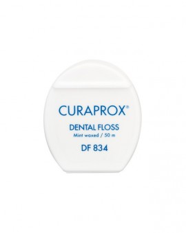 CURAPROX DF 834 Dental Floss Waxed 1x50m