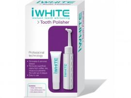 iWhite Tooth Polisher Συσκευή Γυαλίσματος Δοντιών συσκευή μαζί με γυαλιστική κρέμα 1τμχ