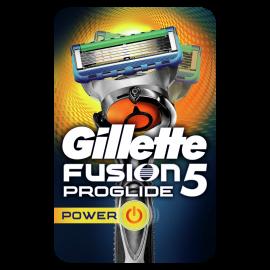 Gillette Fusion Proglide Power 5 Ξυριστική Μηχανή + 1 Ανταλλακτική Λεπίδα