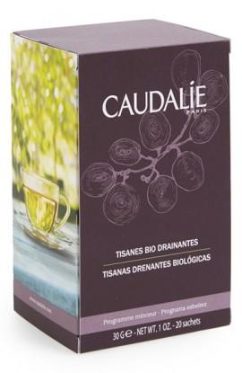 CAUDALIE Tisanes Bio Drainantes 30gr (20 sach.)